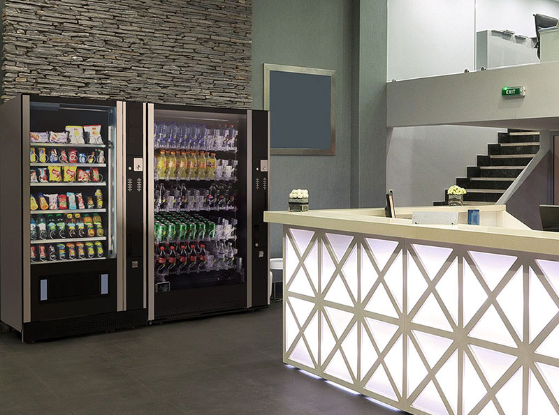 vente distributeur automatique belgique